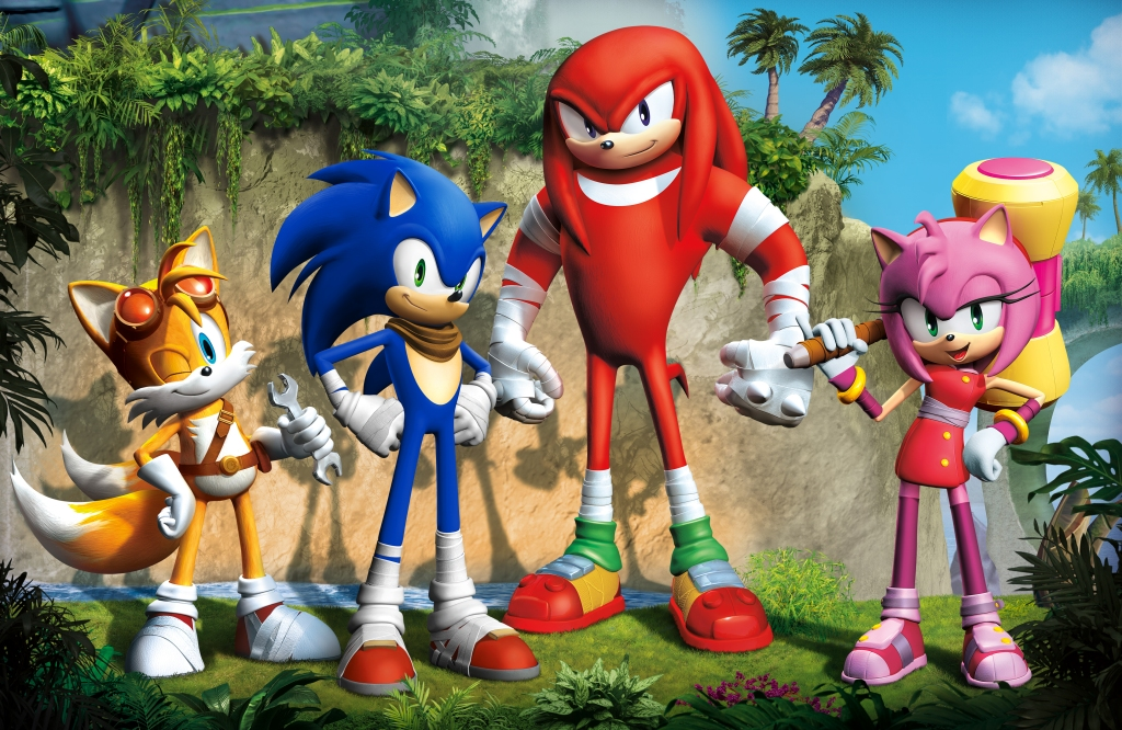 5d32225185a Sonic Boom s the best thing to ever happen to the Sonic franchise (in  recent history).